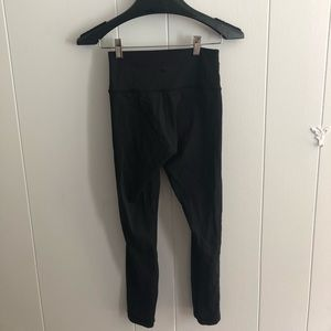 Cropped Lululemon high rise leggings